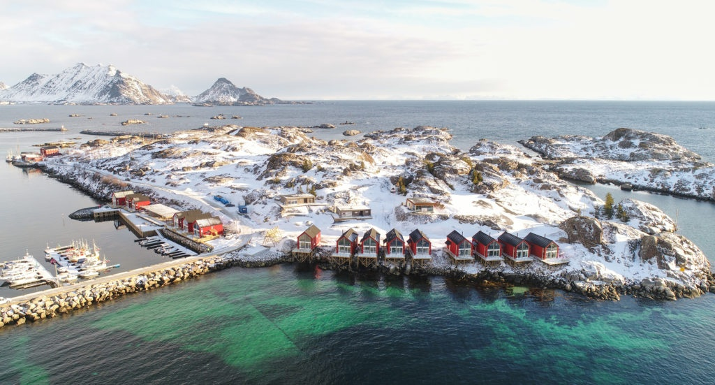 Gjermesøya ferdigstilles etter bare 3 år